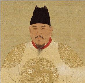 أعظم الشخصيات التاريخية التي اعتنقت الإسلام ming_emperor_hong_wu